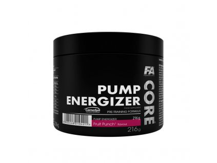 FA Pump Energizer 216g (Varianta fruit punch)