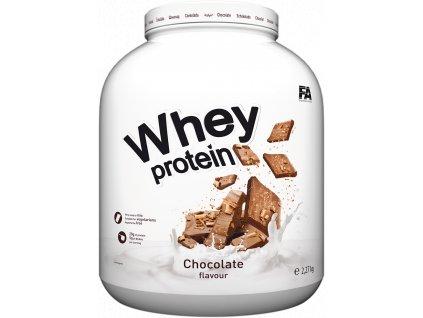 FA Whey Protein 2 270 g (Varianta vanilla - orange)