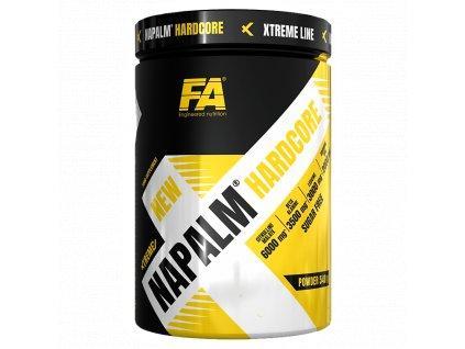 FA Xtreme NAPALM HARDCORE 540 g (+ GRENADE SMART SHAKER 500 ml) (Varianta fruit punch)
