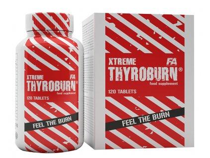 FA XTREME Thyroburn 120 tbl (Varianta 120 tbl)