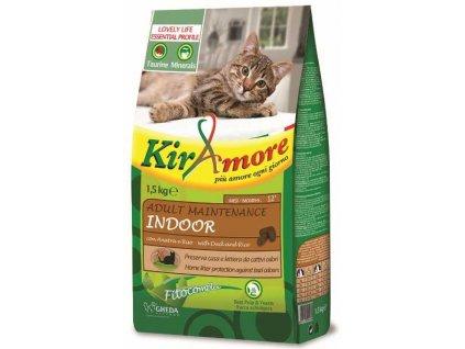 84728 1 kiramore cat adult maintenance indoor 15 kg