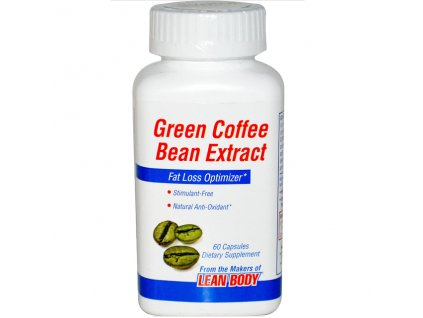Labrada Green Coffee Bean Extract 60cps exp. (Příchuť Labrada Green Coffee Bean Extract 60 cps (exp.10/2014))