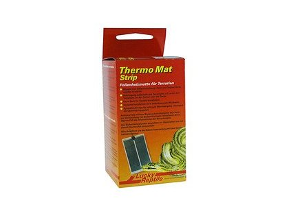98096 lucky reptile heat thermo mat strip 30w 120x15 cm