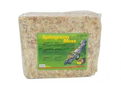 98801 lucky reptile sphagnum moss raselinik 500g 25 l