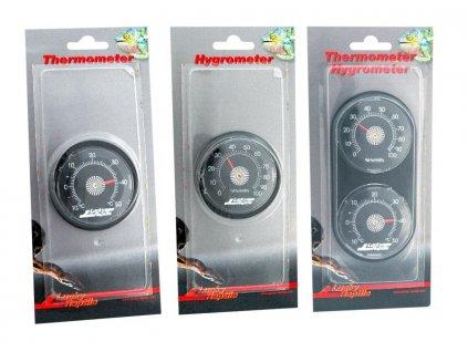 98123 1 lucky reptile thermometer hygrometer teplomer s vlhkomerem 6 5cm x d 13cm