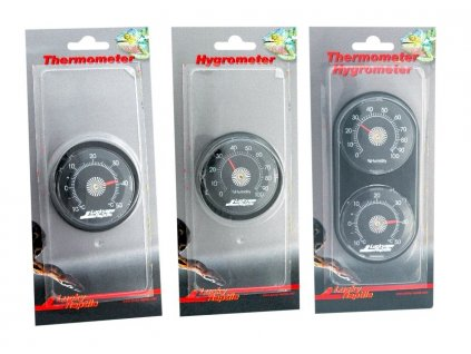 98123 lucky reptile thermometer hygrometer teplomer s vlhkomerem