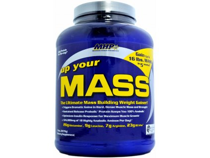 MHP Up Your Mass 2270g exp. (Příchuť Peanut Butter Cookie (exp.30.4.2015))