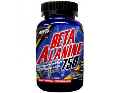MVP Beta Alanine 750mg 120 cps exp. (Příchuť MVP Beta Alanine 750mg 120 cps - exp. 31.12.2015)