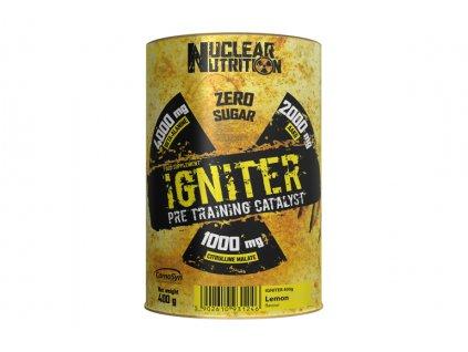 NUCLEAR IGNITER 400g (Varianta red lemon)