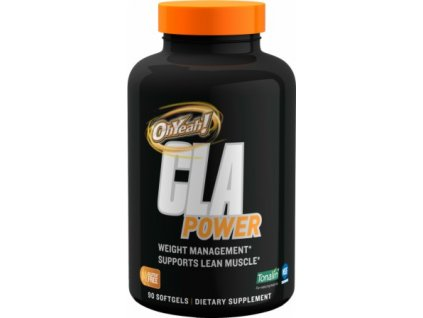 OhYeah! CLA Power 90 softgels exp. (Příchuť OhYeah! CLA Power 90 softgels (exp.04/2015))