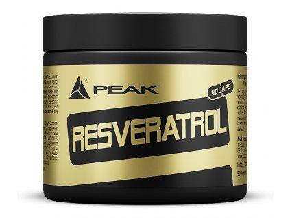 peak resveratrol 90 kaps