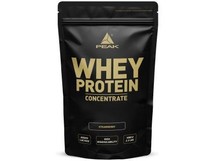 Peak Whey Protein Concentrate 1000 g (Příchuť čokoláda)