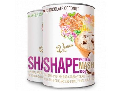 Prom-in Shape Protein Mash 500g (Příchuť Čokoláda s Kokosem)