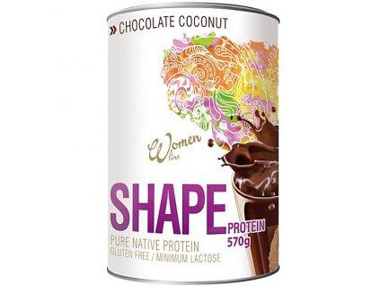 PROM-IN Shape Shake Protein 570g (Příchuť Pistácie)