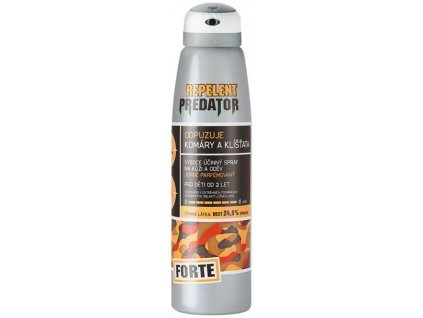 84647 repelent predator forte 150ml 12314