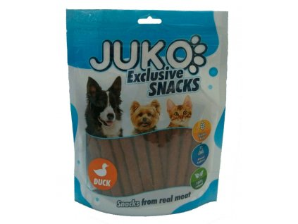 83306 1 juko snacks duck pressed stick 250 g