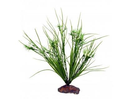 98648 1 travy lucky reptile serengeti grass bile kvety cca 30 cm