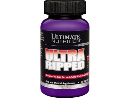Ultra Ripped 90cps exp. (Příchuť Ultra Ripped 90 cps - expirace 31.8.2014)