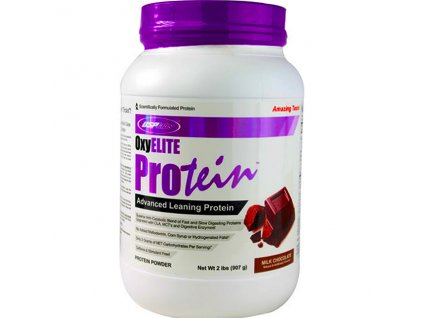 USP Labs OxyELITE Protein 907 g exp. (Příchuť Cookies and Cream (exp.30.11.2015))