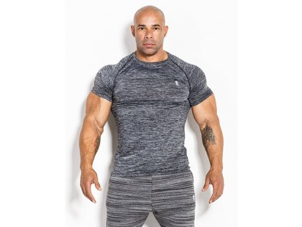 KL T-shirt 01 LM Compression Dark Grey (Varianta S)