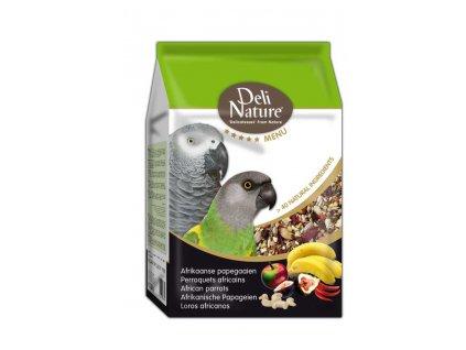 214748 deli nature 5 menu african parrots 2 5kg africky papousek 12977