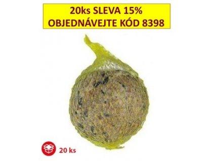 221093 lojova koule se seminky xxl 500 g