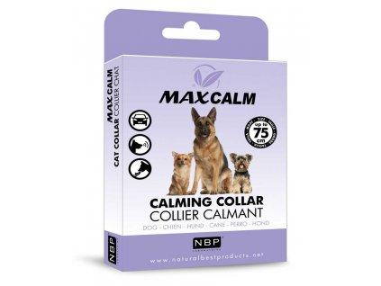 215837 max calm collar dog zklidnujici obojek proti stresu pes