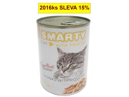 220856 smarty chunks cat drubezi 410 g