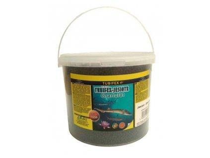 215669 1 tubifex krmivo pro jesetery 4 mm 2 kg