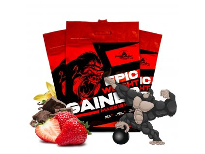 peak epic weight gainer 4500g