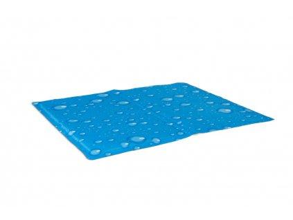 295454 1 karlie chladici podlozka vzor kapky velikost xl 60x100cm