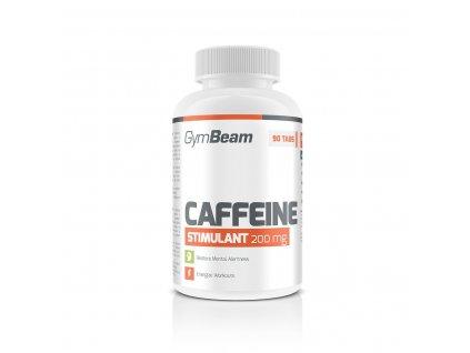 Caffeine 90 tab - GymBeam (Tablety 90 tab.)