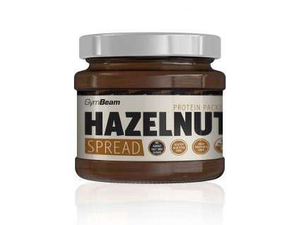 Hazelnut Spread - GymBeam (Balení (g) 340 g)