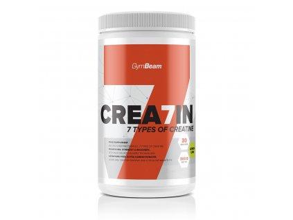 Kreatin Crea7in - GymBeam (Příchuť citrón limetka, Balení (g) 300 g)