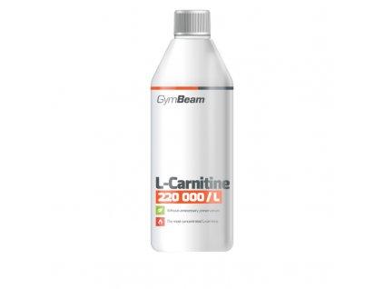Spalovač tuků L-Karnitin - GymBeam (Příchuť Pomeranč, Balení (ml) 1000 ml)