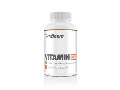 Vitamín B12 - GymBeam (Tablety 90 tab.)