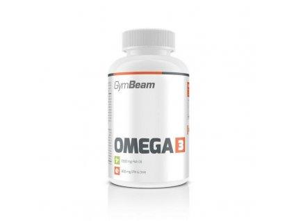 Omega 3 - GymBeam (Kapsle 60 kaps.)