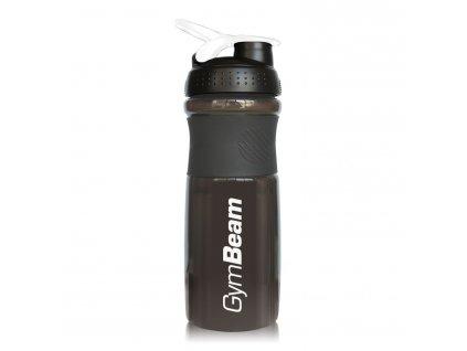 Šejkr Sportmixer Black White 760 ml - GymBeam (Balení (ml) 760 ml, barva černá - bílá)