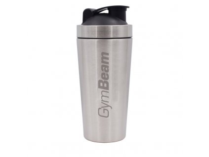 Šejkr Steel 750 ml - Gymbeam (Balení (ml) 750 ml)