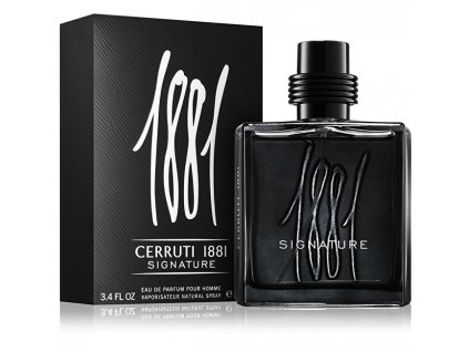 Cerruti 1881 Signature - EDP (Objem 100 ml)