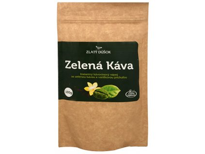 602393 1 good nature zlaty dousek zelena kava s vanilkou 100 g