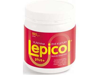 601106 1 probiotics international ltd lepicol plus 180 g