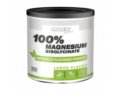 100% magnesium bisglycinate citron prom in