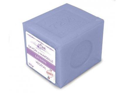 715394 la cigale marseillske mydlo cube levandule 300 g