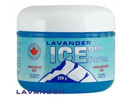 715673 lavander ice gel forte 220 g