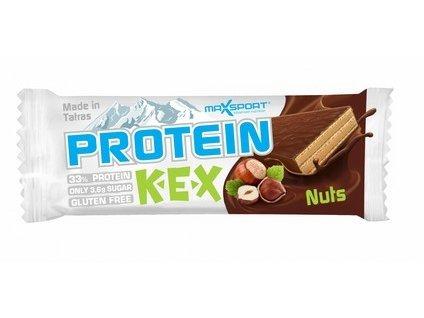 735248 max sport protein kex orisek 40 g