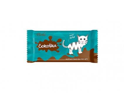 755991 carla cokoska mlecna cokolada pro deti 20g