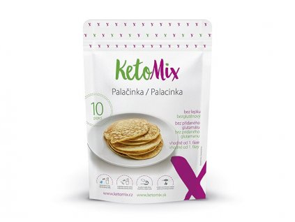 824691 ketomix proteinova palacinka 320 g 10 porci