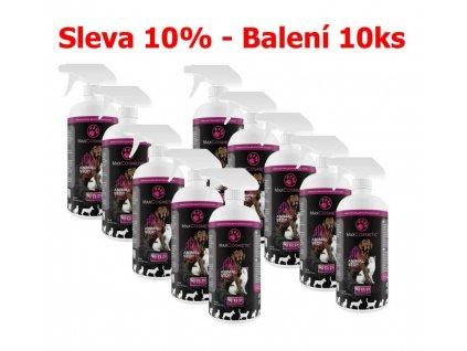 836625 max cosmetic animal stop zakazovy sprej 500 ml 10 ks sleva 10