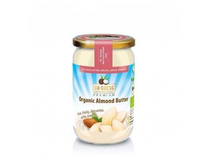 Premium BIO Mandlové máslo - DR. GOERG (Balení (g) 200 g)